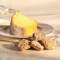 Lemon LuLu Cake & Buttercrunch Combo