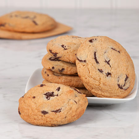 Choc Chunk Cookies (1 doz)