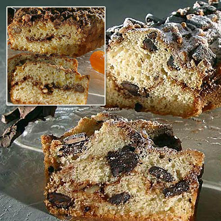 Sour Cream Coffee Cakes